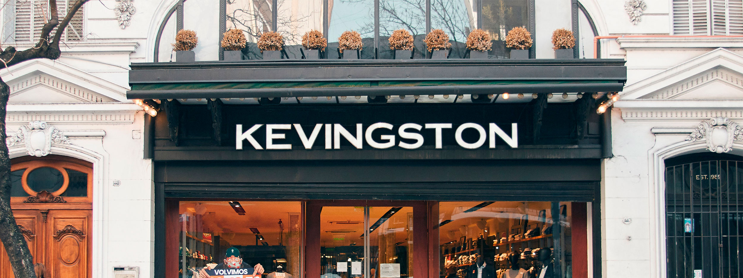 Locales Kevingston