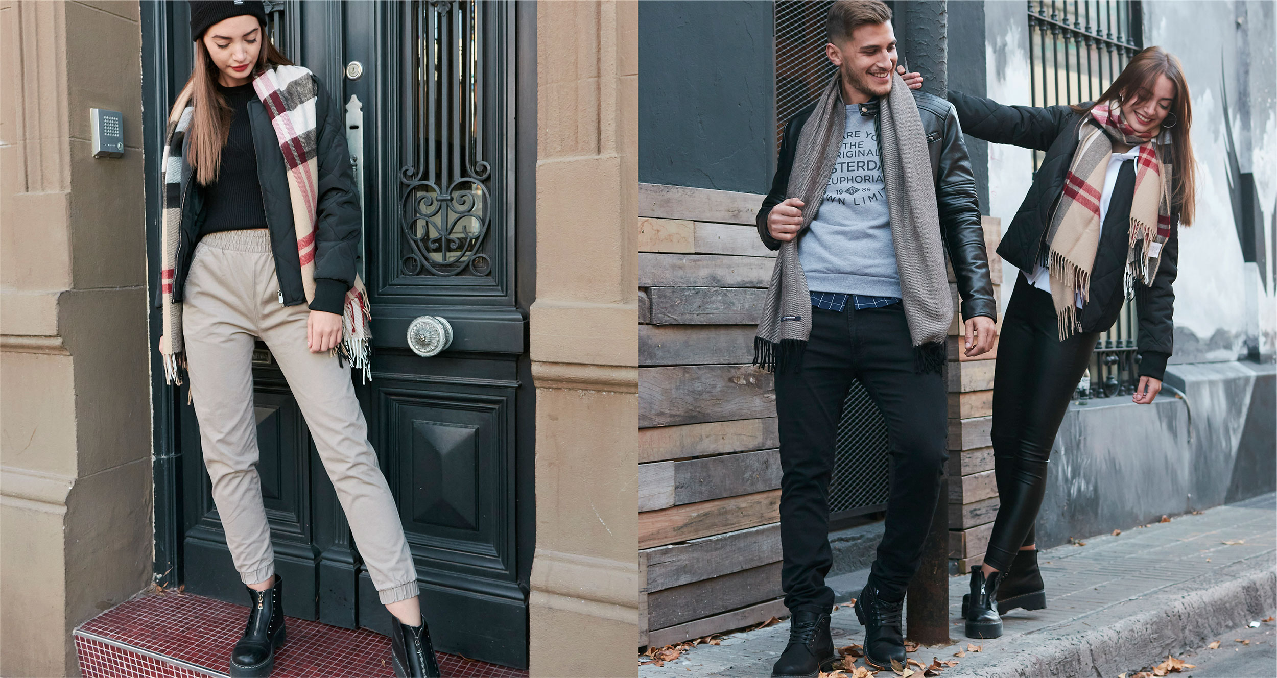 Coleccion pantalones Autumn Winter 2021