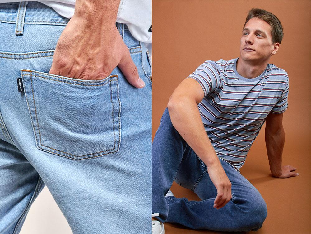 jean classic fit