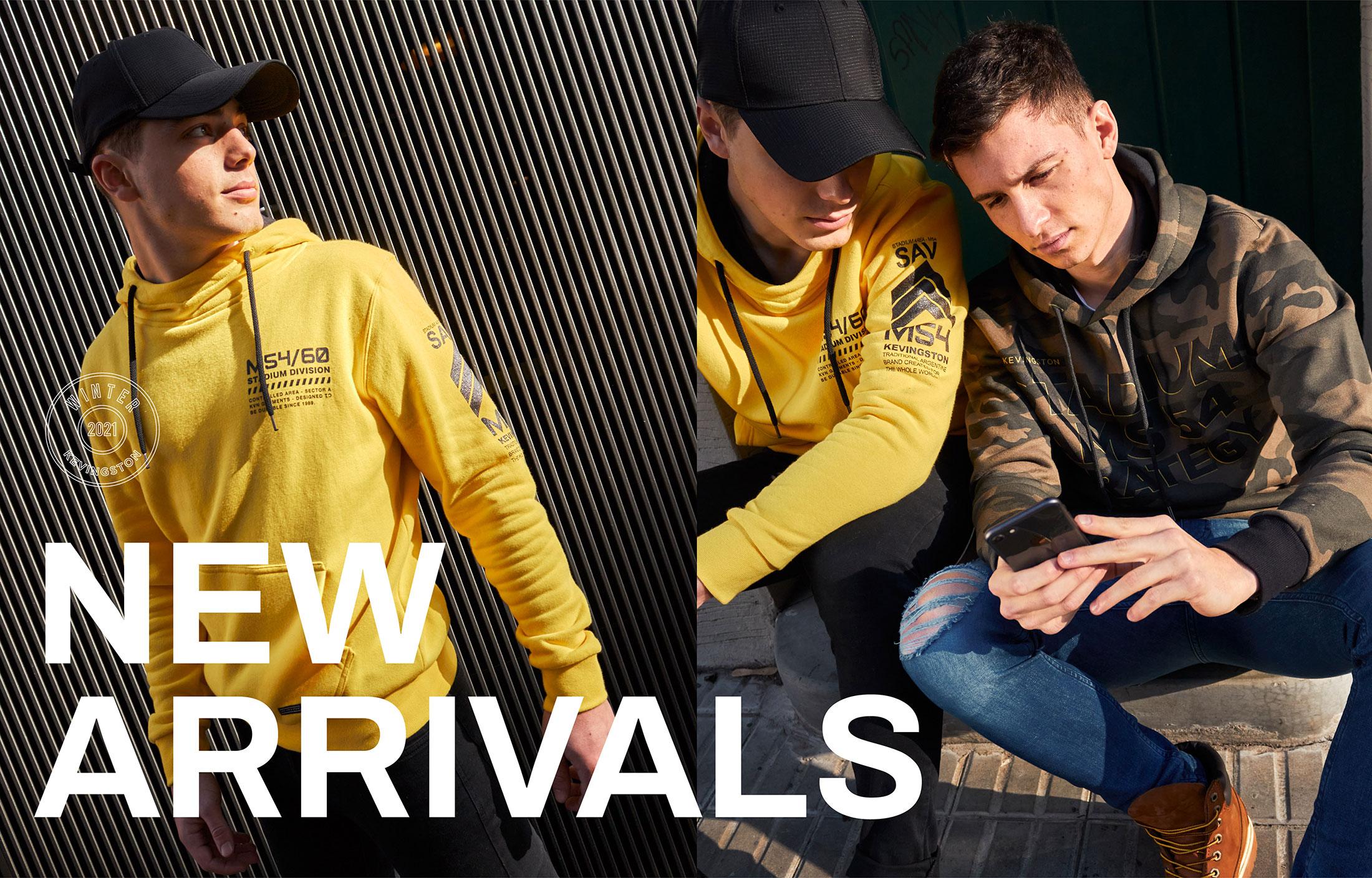 Coleccion Teens New Arrivals