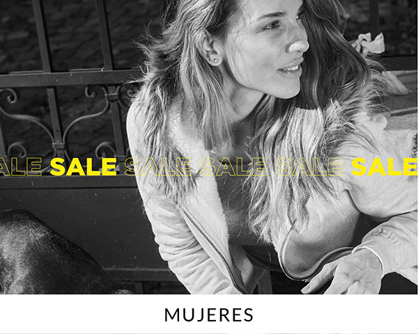 Sale Mujer