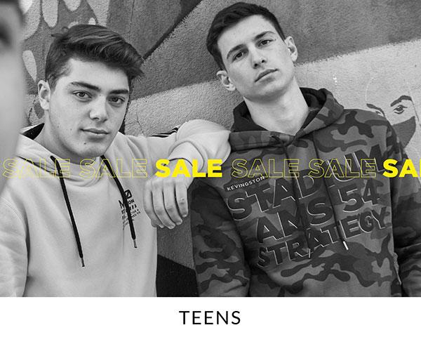 Sale Teens