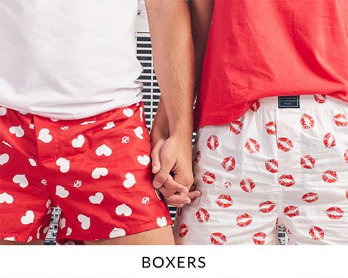 Boxers para hombres