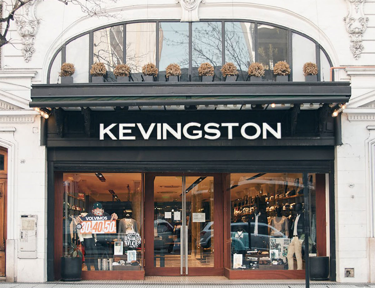 franquicia Kevingston