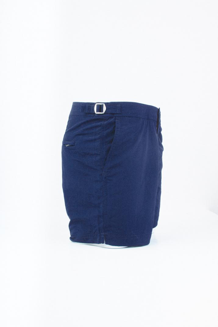 Short de Baño Ricci liso Classic fit