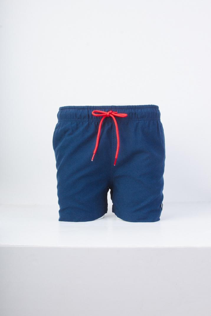 Short de Baño New Sydney liso Classic fit