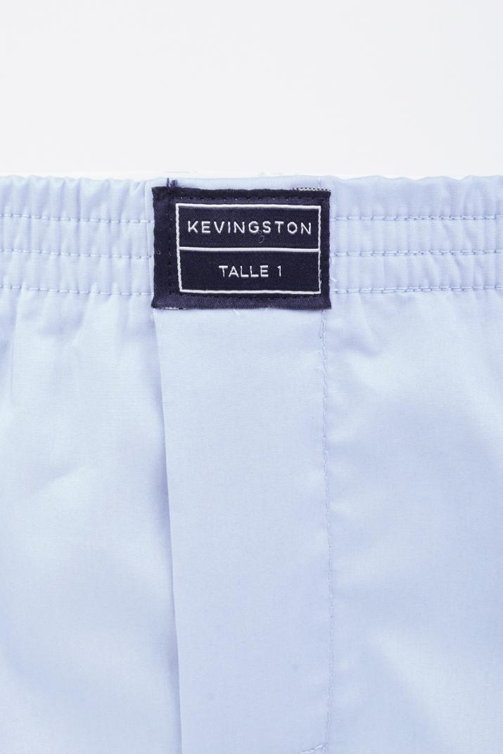 Bóxer Kevingston estampado de algodón