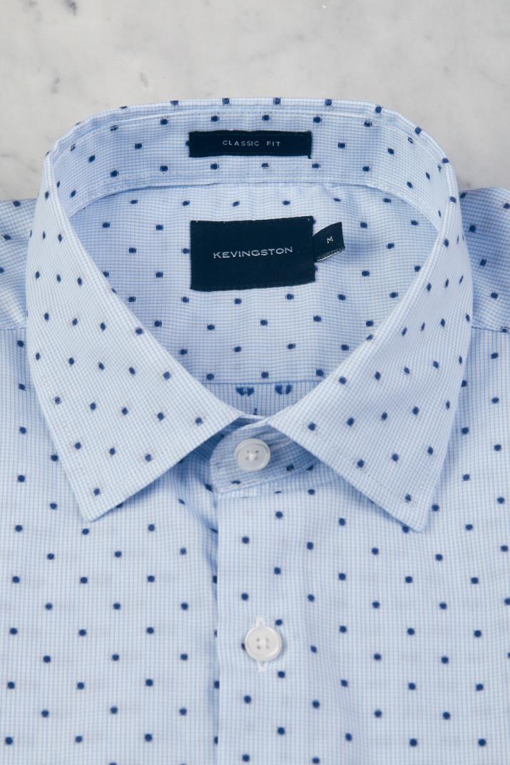 Camisa Súper NJ Business DOB Classic fit