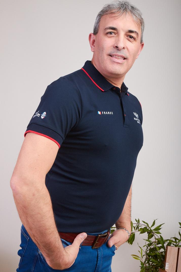 Chomba Sheffield Rugby Francia Slim fit