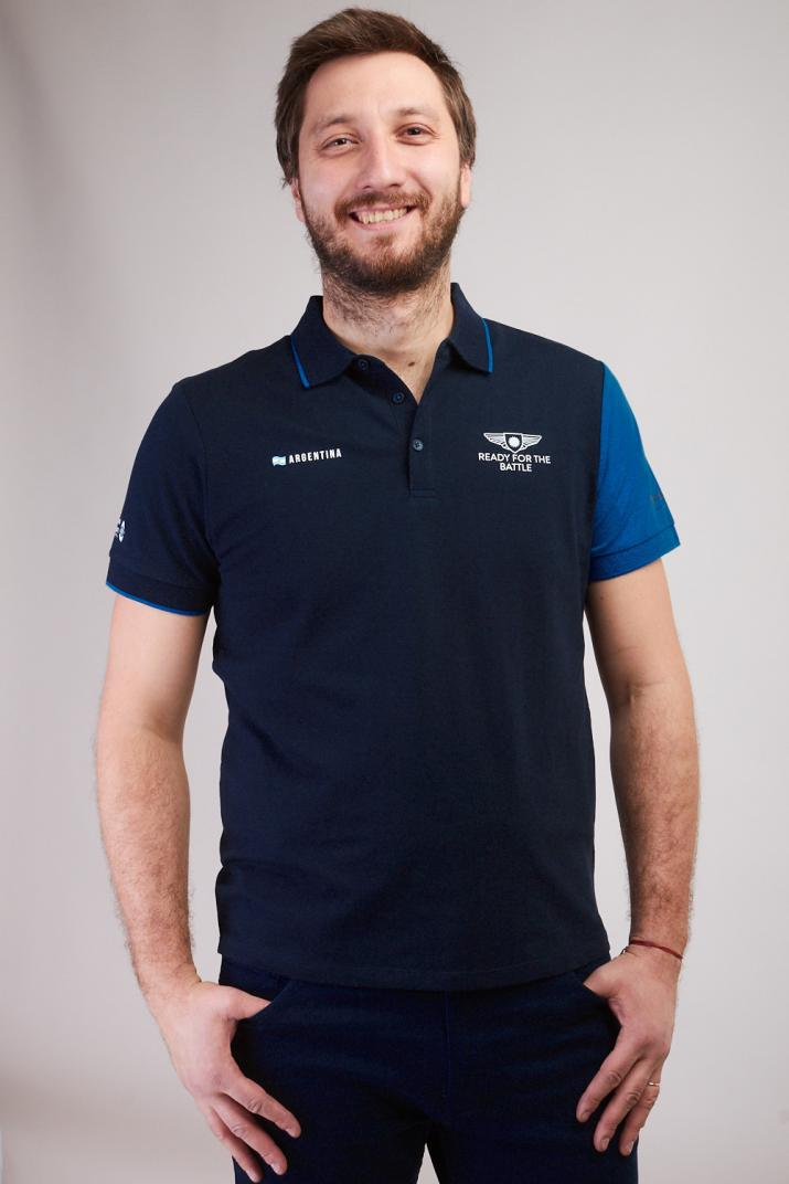 Chomba Sheffield Rugby Argentina Slim fit