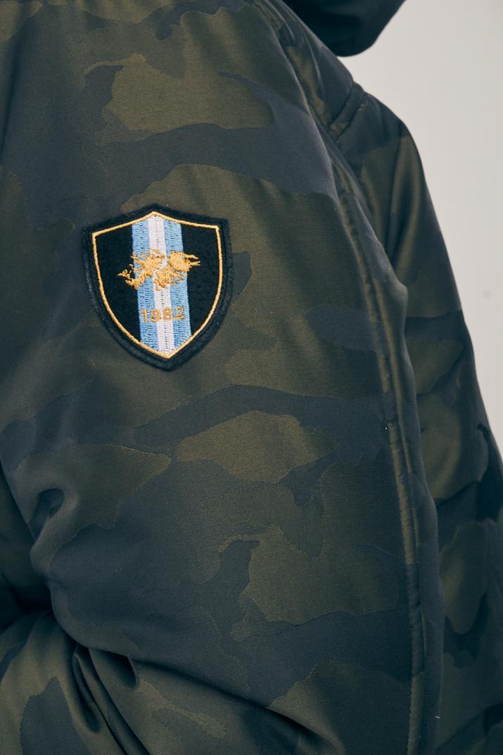 Campera Regiment Malvinas
