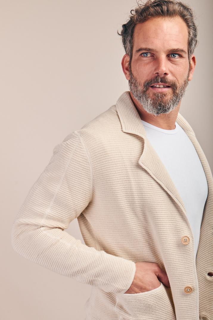 Cardigan Drykon Modern fit
