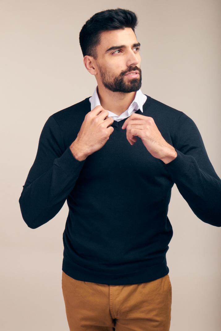 Sweater Cashmere Classic fit