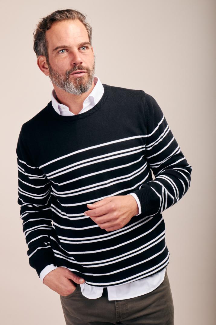 Sweater Thunder Modern fit