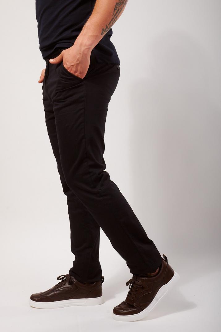 Pantalón Copernico de gabardina Modern fit