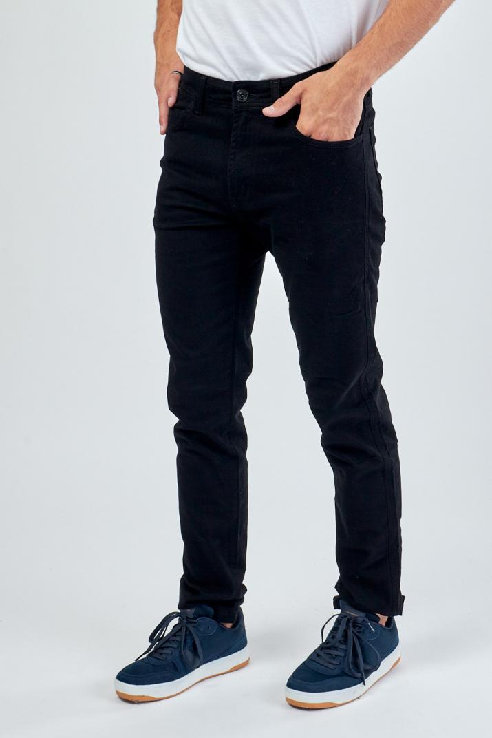 Pantalón Fulton de gabardina Modern fit