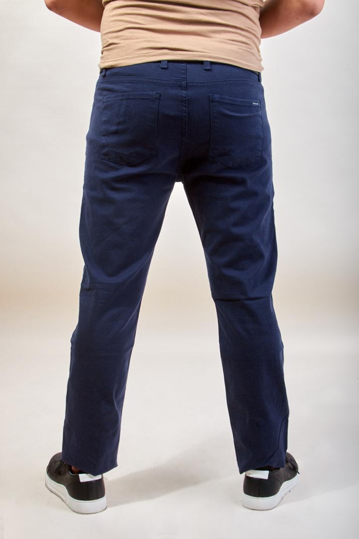 Pantalón Abbey de gabardina Classic fit
