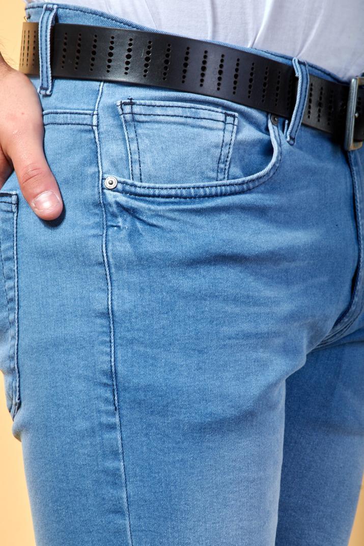 Bermuda Bansky jean Modern fit