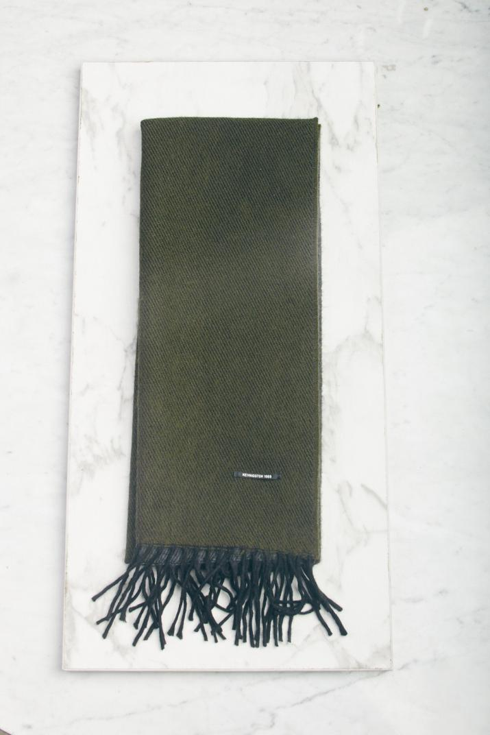 Bufanda Cold Reversible