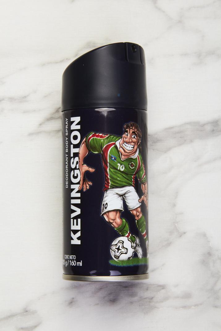Desodorante Fútbol