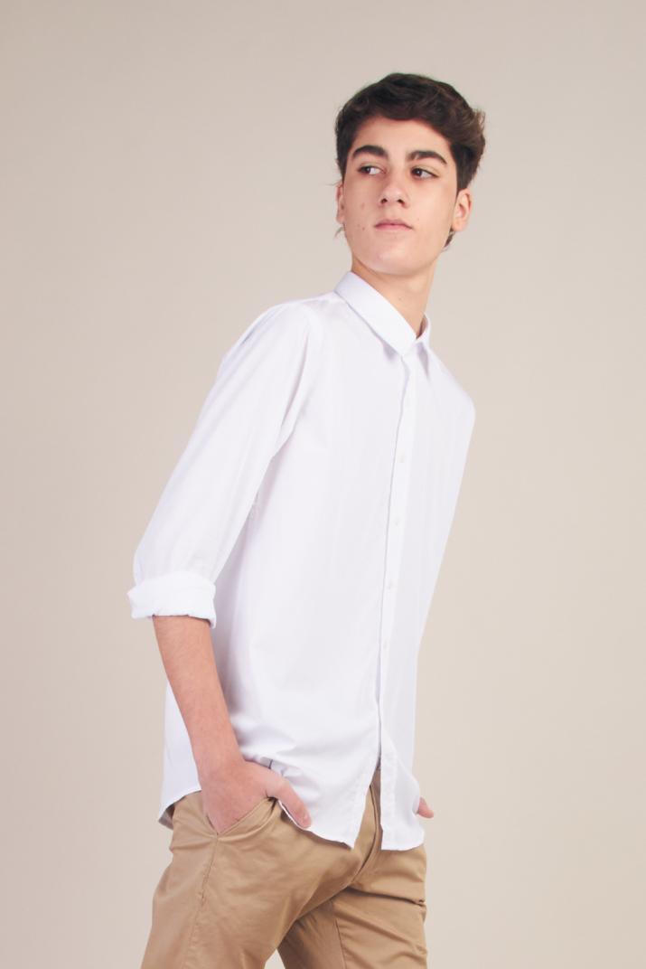 Camisa Fifteen manga larga