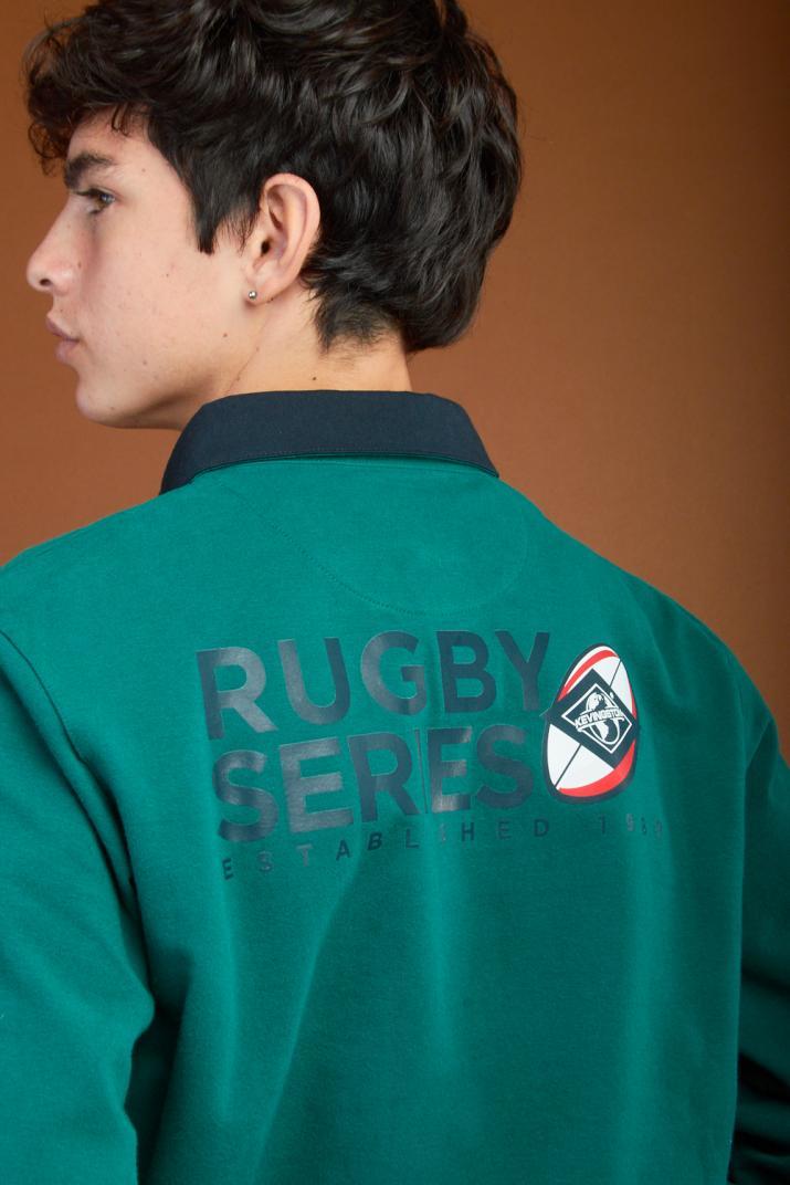 Buzo Sauvignac Rugby Irlanda