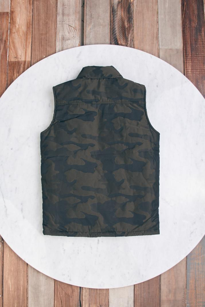 Chaleco Regiment camuflado