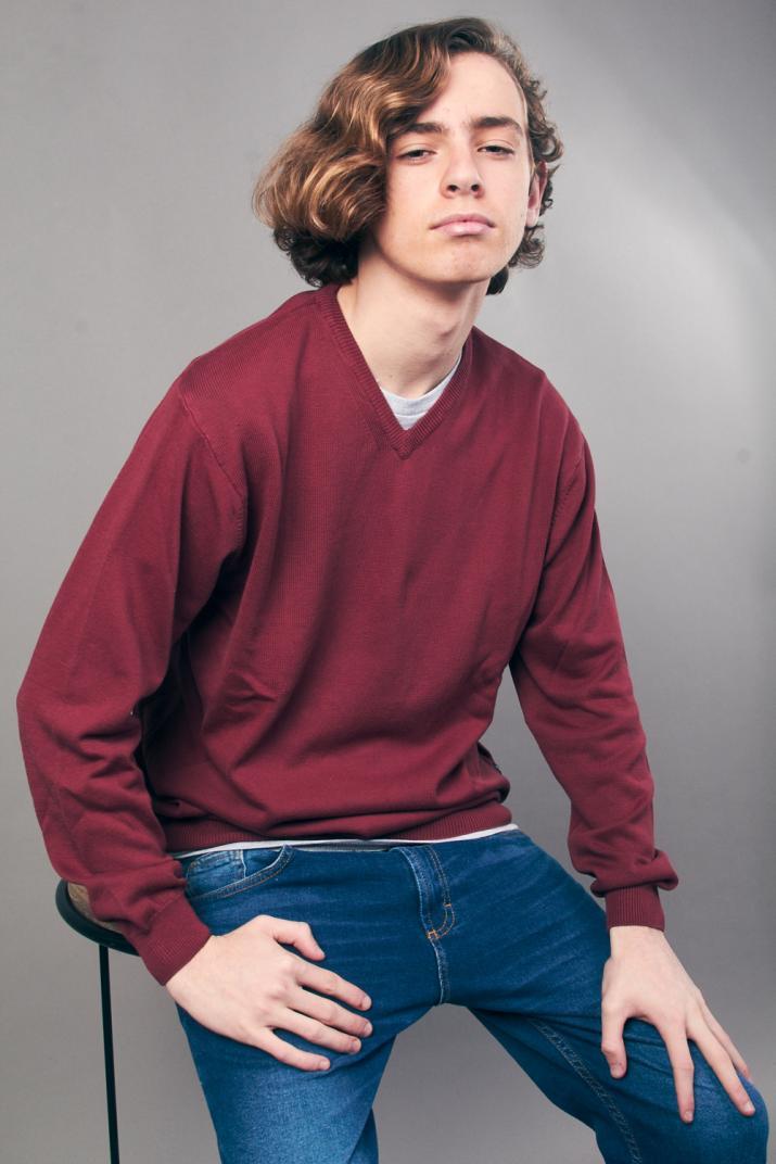 Sweater Lion Escolar