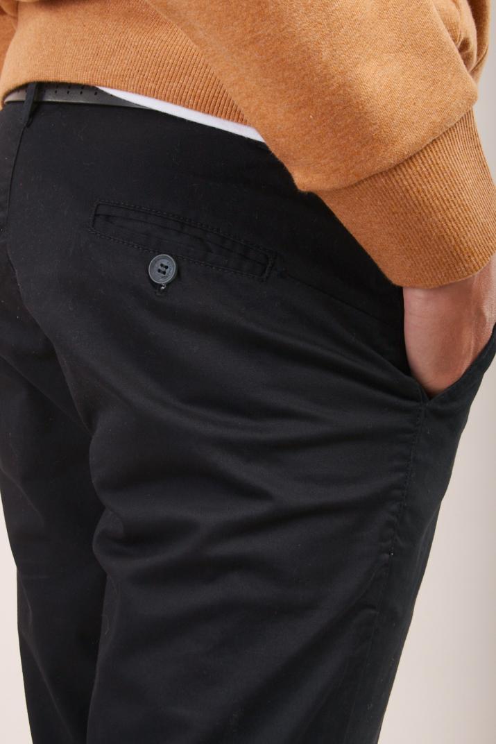 Pantalón Copernico de gabardina Modern fit.