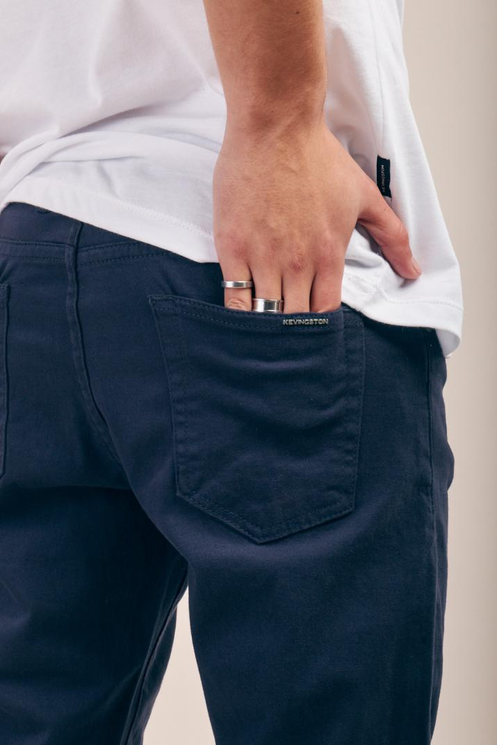 Pantalón North de gabardina