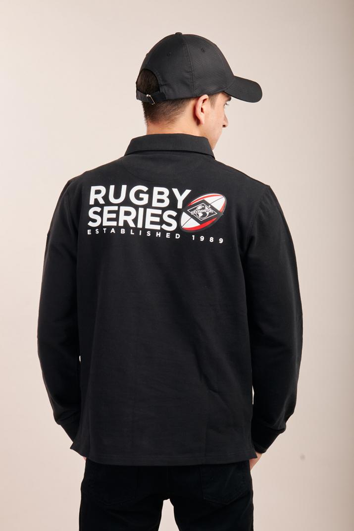 Buzo Sauvignac Rugby Nueva Zelanda