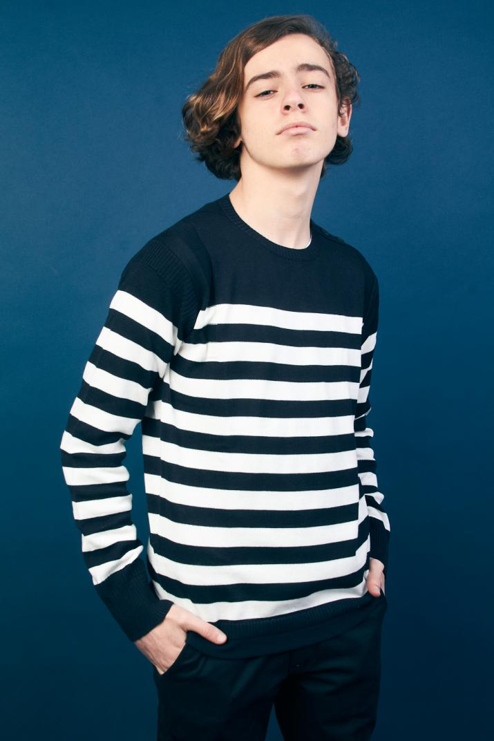 Sweater Preston rayado