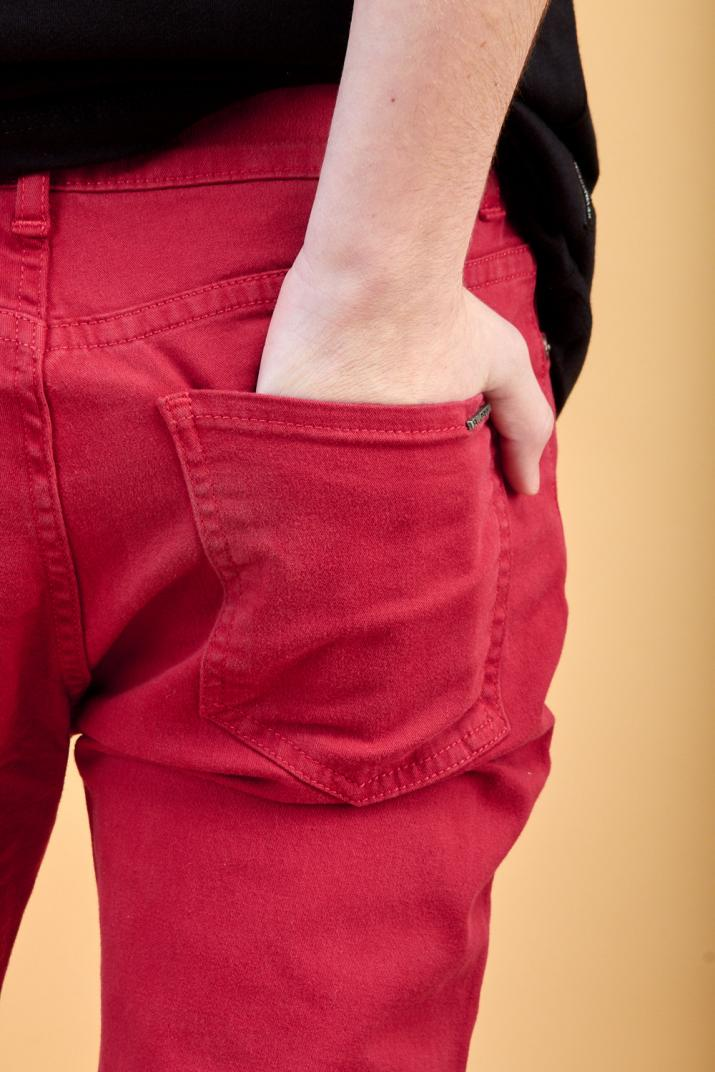 Pantalón West de gabardina
