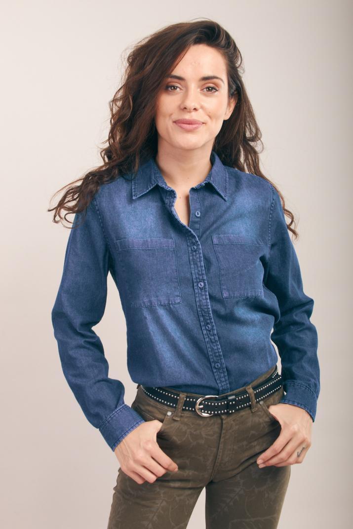 Camisa Lalan jean