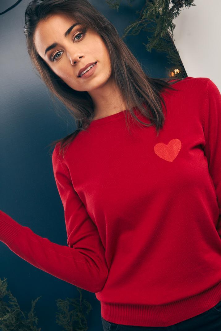 Sweater Heart