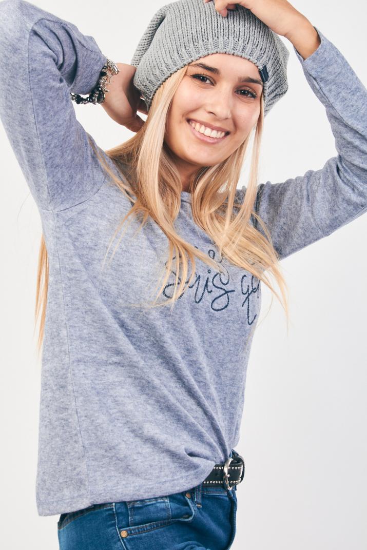 Sweater Anya II con bordado