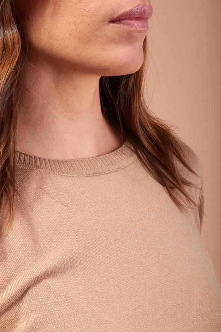 Sweater Olaguer con escote en U