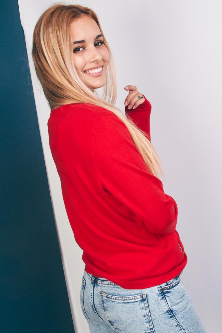Sweater Strass II