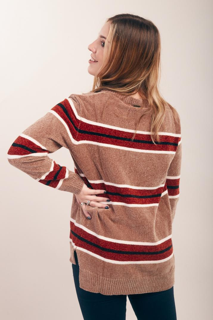 Sweater Destiny chenille