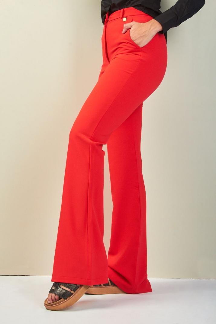 Pantalón Red oxford de creppe